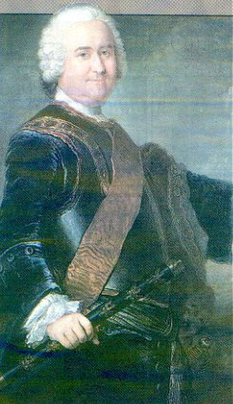 Kingdom of Finland (1742) -  James Keith was a Scottish mercenary in the service of Russia and Prussia.