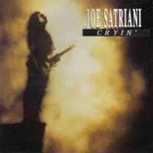 Cryin' (Joe Satriani song) - Image: Joe Satriani 1992 Cryin'