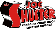 Joe Shuster Award logo