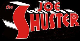 Joe Shuster Award - Joe Shuster Award logo