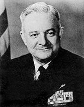 John S. McCain Jr. - Vice Admiral McCain, c. 1964 when he was Commander Amphibious Forces, U.S. Atlantic Fleet