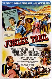 Rock Island Trail Western Movie Poster