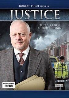 <i>Justice</i> (2011 TV series) 2011 British legal drama series