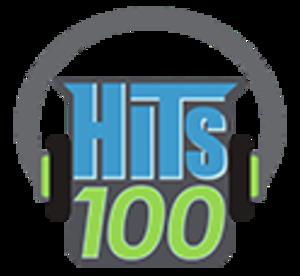 KQZB - Image: KQZB Hits 100 logo