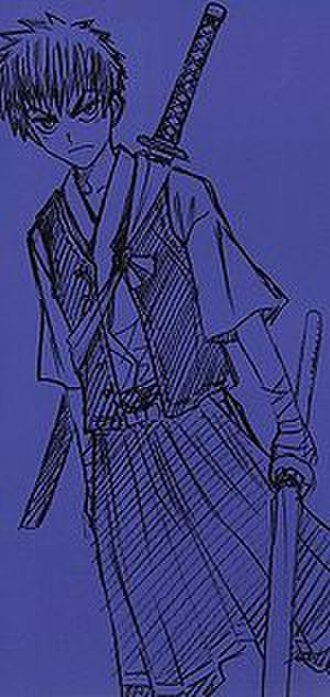 Myōjin Yahiko - Redesign for Yahiko as seen in the kanzenban 20 from the series