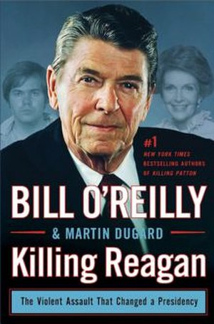 Killing Reagan - Image: Killing Reagan, O'Reilly