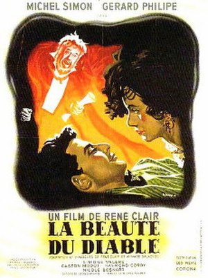 Beauty and the Devil - original movie poster