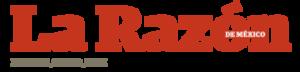 La Razón (Mexico) - Image: La Razón (Mexico) logo