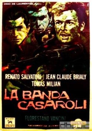 La banda Casaroli - Image: La banda Casaroli