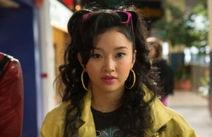 Jubilee (comics) - Lana Condor as Jubilee in X-Men: Apocalypse (2016).