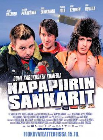 Picture of a movie: Lapland Odyssey