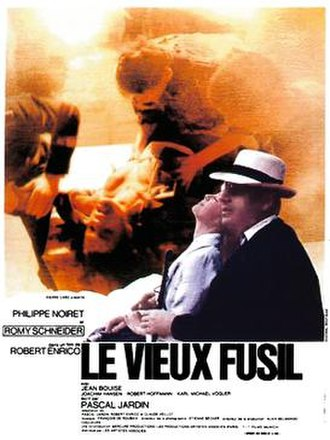 Le vieux fusil - Theatrical release poster