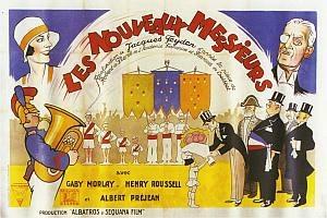 The New Gentlemen - Theatrical release poster