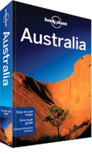 Lonely Planet - Lonely Planet's guide to Australia (16th edition, 2011)