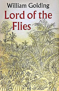 <i>Lord of the Flies</i> 1954 novel by William Golding