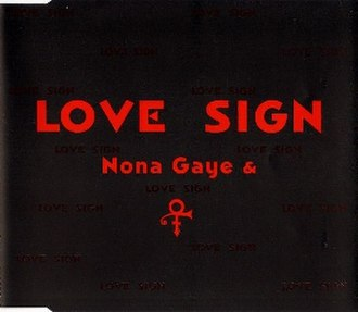 Love Sign - Image: Love Sign Single Cover