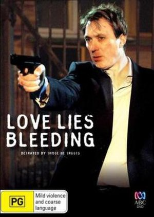 Love Lies Bleeding (TV drama) - Image: Love Lies Bleeding DVD