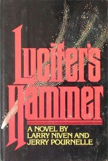 <i>Lucifers Hammer</i> book