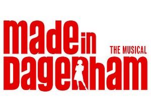 Made in Dagenham (musical) - Image: Made in Dagenham logo (musical)