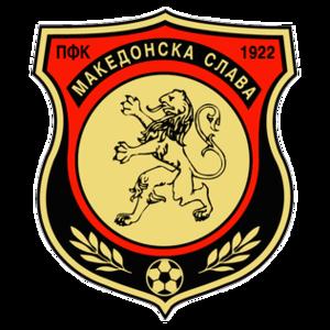PFC Pirin Blagoevgrad - Makedonska slava badge