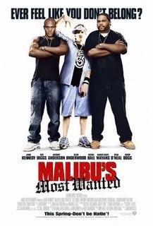 <i>Malibus Most Wanted</i> 2003 film by John Whitesell