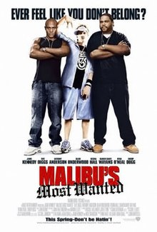 Titlovani filmovi - Malibu's Most Wanted (2003)