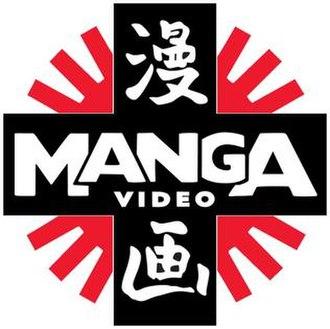 Manga Entertainment - Manga Entertainment's original logo and initial imprint
