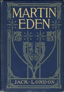 Martin Eden Book Cover