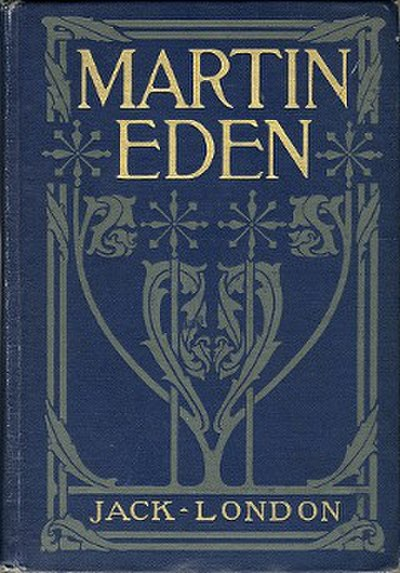 Picture of a book: Martin Eden