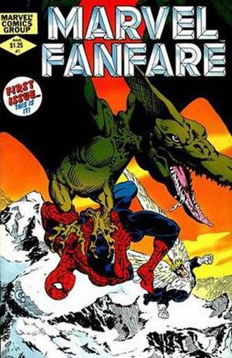 Marvel Fanfare - Image: Marv fanfare 01