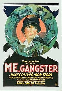 <i>Me, Gangster</i> 1928 film