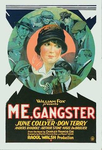 Me, Gangster - Image: Me, Gangster