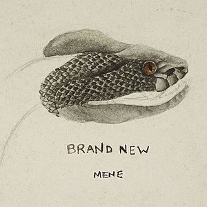 Mene (Brand New song) - Image: Mene Brand New