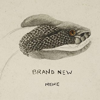 Mene (Brand New song) - Image: Mene Brand New