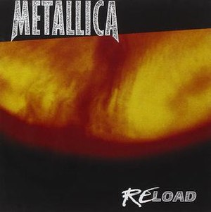 Reload (Metallica album) - Image: Metallica Reload cover