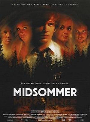 Midsommer - Image: Midsommer 2003 poster