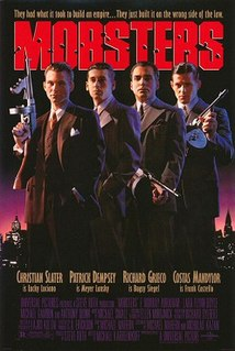 <i>Mobsters</i> 1991 film by Michael Karbelnikoff