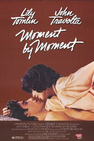 Moment by Moment - Theatrical release poster