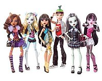 Monster High Clawdeen Wolf Doll Monster High: 13 Wishes, PNG ... | 159x200