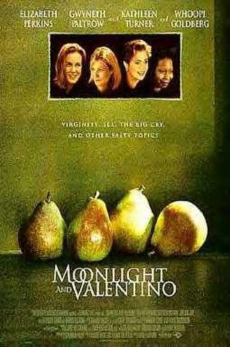 Moonlight and Valentino - Original poster