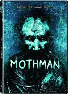 <i>Mothman</i> (film) 2010 horror television film