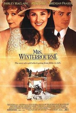 Mrs. Winterbourne - Theatrical release poster