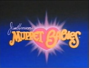 Muppet Babies - First and second season title card