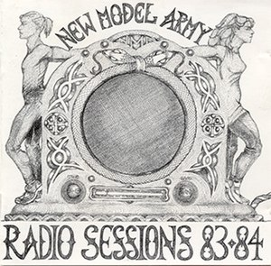 Radio Sessions '83–'84 - Image: NMA radio sessions orig