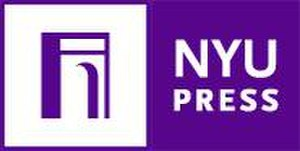 New York University Press - Image: NYU Press