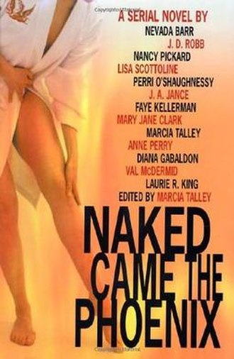 Naked Came the Phoenix - First edition cover