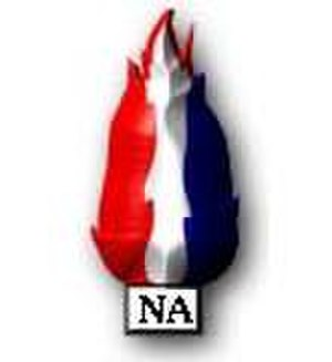 National Alliance (Norway) - Image: National Alliance (Norway) logo