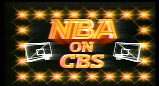 <i>NBA on CBS</i> television series