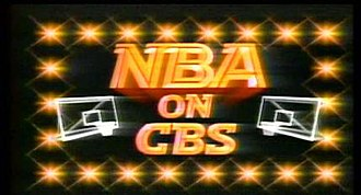 NBA on CBS - Image: Nbaoncbslogobig