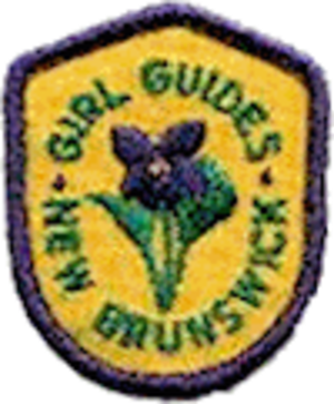 Scouting and Guiding in New Brunswick - Image: New Brunswick Council (Girl Guides of Canada)